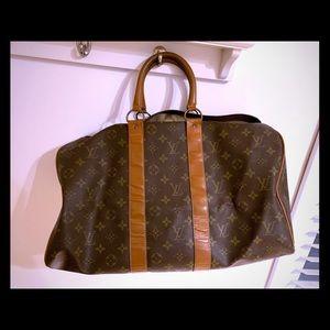 Louis Vuitton Travel Monogram Luggage